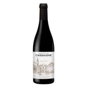 Domaine de Cassaigne Rouge 2018