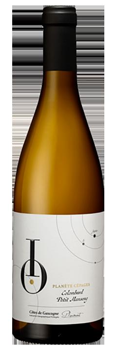 IO vin blanc Côtes de Gascogne